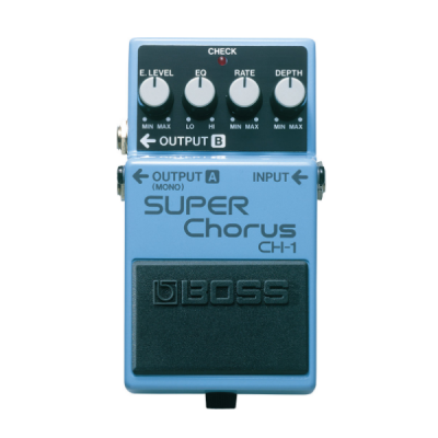 Boss CH-1, Super Chorus, Effects Pedal, Analog, Boss Cape Town, Boss South Africa, Boss Near Me