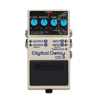 Boss DD-8, Digital Delay, Effects Pedal, Boss Cape Town, Boss South Africa, Boss Near Me