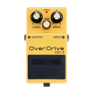 Boss, OD-3, Overdrive Pedal, Analog, Boss Cape Town, Boss Near Me, Boss South Africa