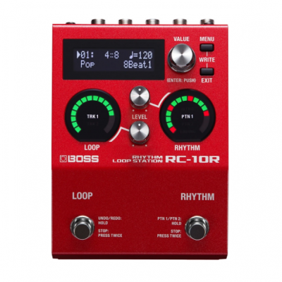 Boss, RC-10R, Loop Pedal, Looper, Loop Station, Boss Cape Town, Boss Near Me, Boss South Africa