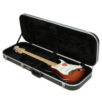 SKB, 1SKB-6, Economy Rectangular Case, Electric Guitar Case, Hardcase, SKB Cape Town, SKB Near Me