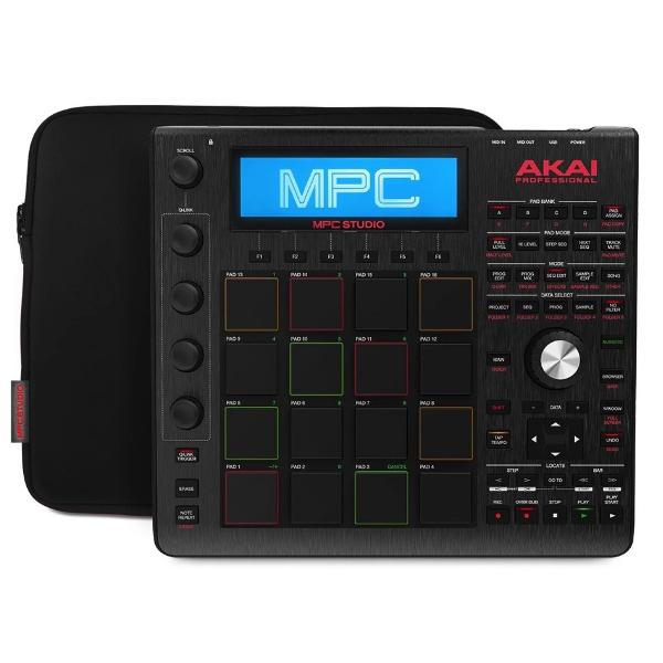 Akai MPC Studio, controller, pads, software, advanced studio production, Akai near me, Akai Cape Town
