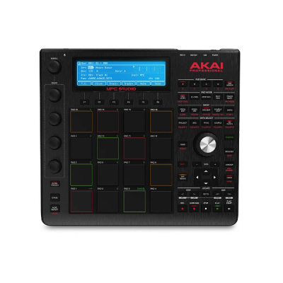 Akai MPC Studio, controller, pads, software, advanced studio production, Akai near me, Akai Cape Town
