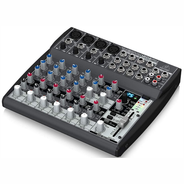 Behringer X1202 FX, mixer, band, stage, PA, church, Behringer near me, Behringer Cape Town