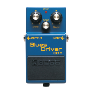 Boss, Blues Driver, BD-2, Overdrive, Dive Pedal, Guitar Pedal, Analog, Boss Near Me, Boss Cape Town, Boss South Africa