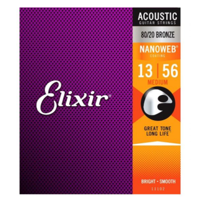 Elixir, 13-56, 13 Gauge, Phosphor Bronze, Coated, Acoustic, Steel, Elixir Cape Town, Elixir Near Me, Elixir South Africa