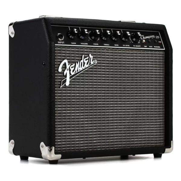 Fender Champion 20 3, electric guitar amp, 20 watt, practice, Fender, Fender near me, Fender Cape Town