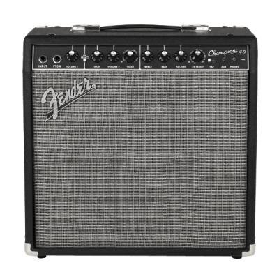 Fender, Champion 40, 40 Watt, Electric Guitar Amp, Combo Amp, Fender Cape Town, Fender South Africa, Fender Near Me