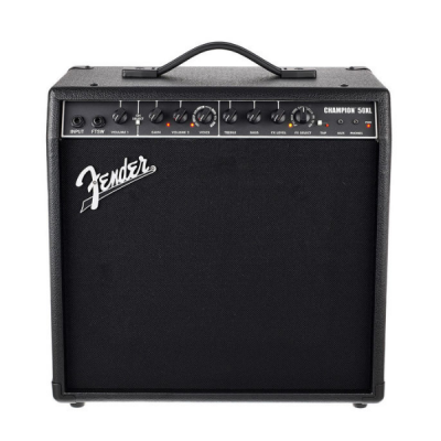 Fender, Champion 50, 50 Watt, Electric Guitar Amp, Combo Amp, Fender Cape Town, Fender South Africa, Fender Near Me