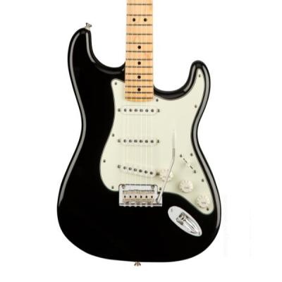 Fender, Player, Stratocaster, Black, Maple frettboard, Fender Cape Town, Fender near me,