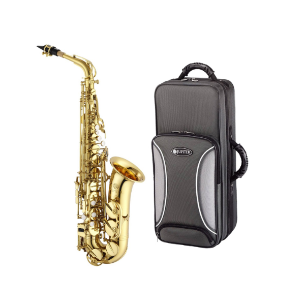 Jupiter JAS500 Alto Sax, entry level, Eb, alto sax, beginner, band, Jupiter near me, Jupiter Cape Town