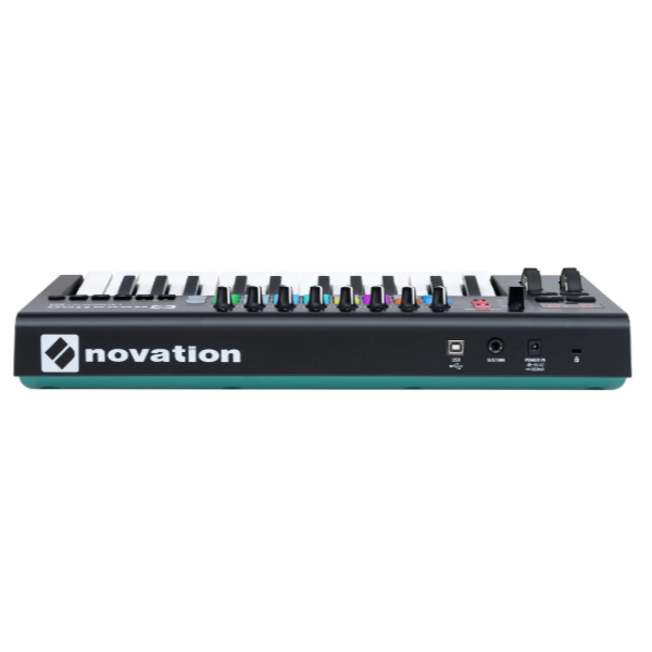 Novation, Launchkey 25, 25 Key, Midi Controller, Ableton, Studio, Novation Cape Town, Novation Near Me, Novation South Africa