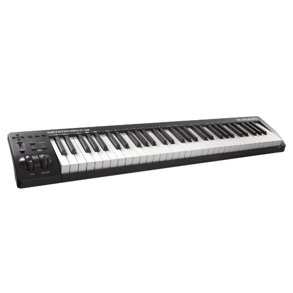 M-Audio Keystation 61 3, midi, controller, 61 key, studio, M-Audio near me, M-Audio Cape Town