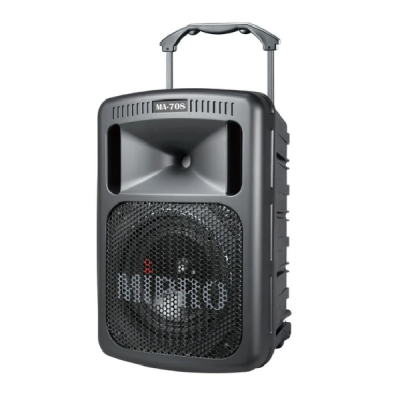 MA-808, battery powered, speaker, combo, portable, speech, auctions, public address, tuition, camping, Mipro near me, Mipro Cape Town