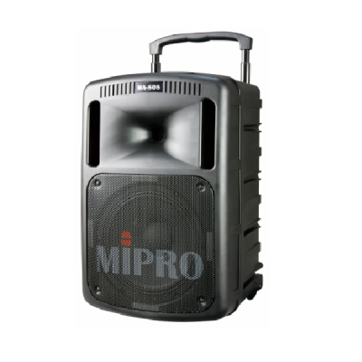 MA-808, mipro, portable, battery powered, speech, PA, auctions, sermons, music, Mipro near me, Mipro Cape Town