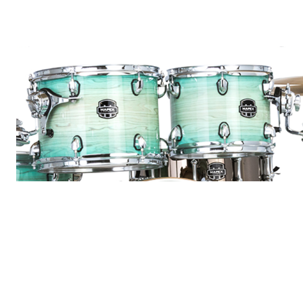 Mapex, Armory, 5-Piece, drum kit, Ultramarine Gloss, Mapex near me, Mapex Cape Town,