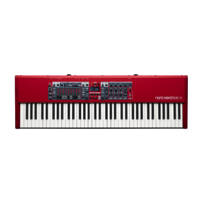 NORD Electro 6 HP 73, synth, 73 key pro, stage, church, band, Nord near me, Nord Cape Town