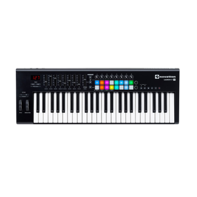 Novation Launchkey49, 49 key, midi, controller, usb, studio, Novation near me, Novation Cape Town