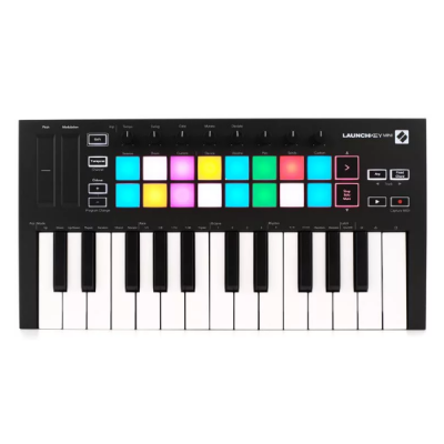 Novation Launchkey Mini, midi, controller, studio, PC, production, Novation near me, Novation Cape Town