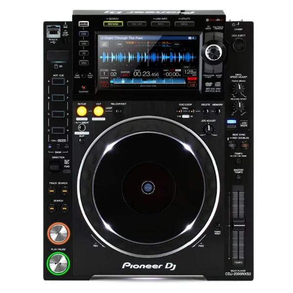 Pioneer DJ CDJ-2000NXS2, cd player, pro, DJ, club, dance, pioneer near me, pioneer cape town