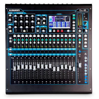 QU16 5SC, mixer, digital, studio, live, stage, church, band, PA, Allen & Heath near me, Allen & Heath Cape Town