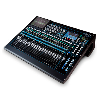 QU24 , mixer, digital, usb, recording, live, studio, stage, band, church, theatre, Allen & Heath near me, Allen & Heath Cape Town