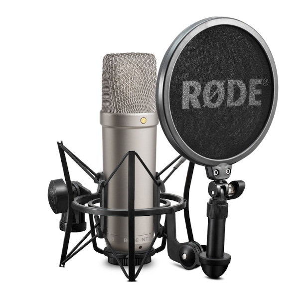 Rode, NT1-A, Studio mic, Condenser, Mic Bundle, Rode near me, Rode Cape Town,