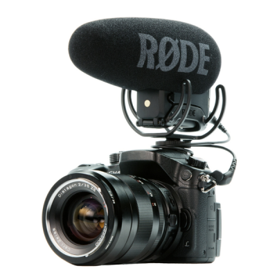 Rode VideoMic Pro+, video, mic, pro, shotgun, camcorder, audio, film, production, recording, Rode near me, Rode Cape Town
