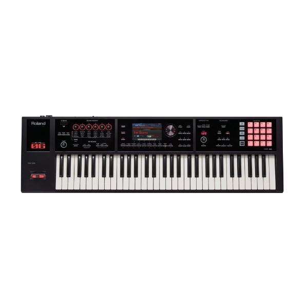 Roland FA-06, synth, 61 key, stage, studio, band, Roland near me, Roland Cape Town