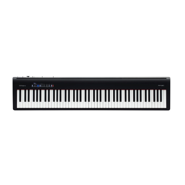 Roland Fp 30 Digital Piano Black Musiekwereld