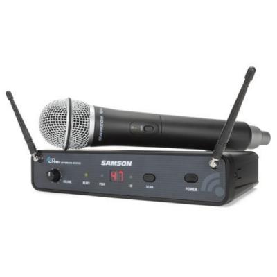 Samson, CON88X, CL5, Handheld, Samson Cordless Microphone Near Me, Samson Cordless Microphone Cape Town,