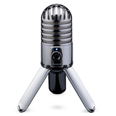 Samson Meteor mic, recording, mic, desk top, speech, sermons, conference, usb, Samson near me, Samson Cape Town
