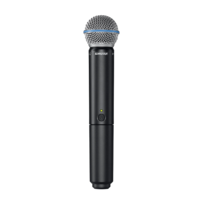 Shure BLX24R B58, cordless, wireless, handheld, mic, Shure near me, Shure Cape Town