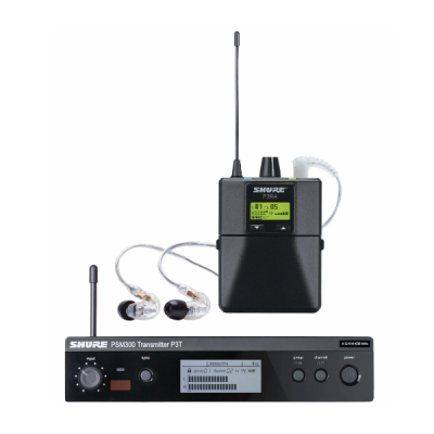 Shure P3TERA215CL Perso,nal In Ear Wireless Monitor System 6, in-ear, pro, wireless, monitor, system, stage, band, church, worship, Shure near me, Shure Cape Town