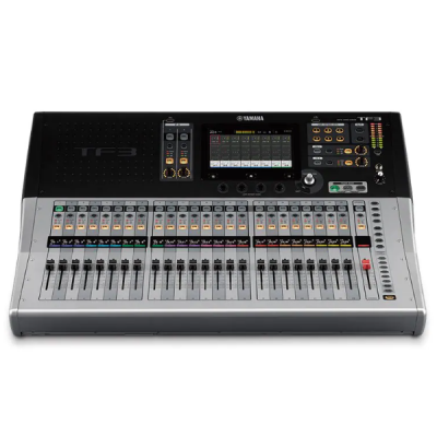 Yamaha TF3, Digital mixer, Live, Studio, Live Streaming, Yamaha near me, Yamaha Cape Town,