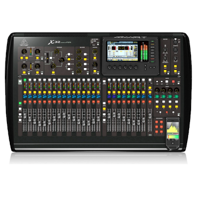 X32, Behringer, digital, mixer, usb, live, studio, church, band, recording, theatre, Behringer near me, Behringer Cape Town