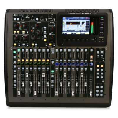 Behringer, X32 Compact, 32 Channel, Digital mixer, Digital mixer near me, Digital Mixer Cape town,