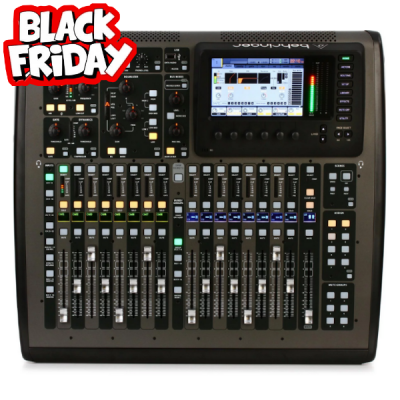 Behringer, X32 Compact, 32 channel, Digital mixer, Black Friday, Behringer Near Me, Behringer Cape Town,