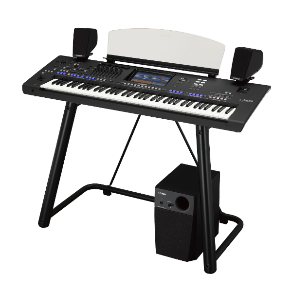 Yamaha, Genos, 76-Key, Arranger, Workstation, Keyboard, Yamaha Near Me, Yamaha Cape Town
