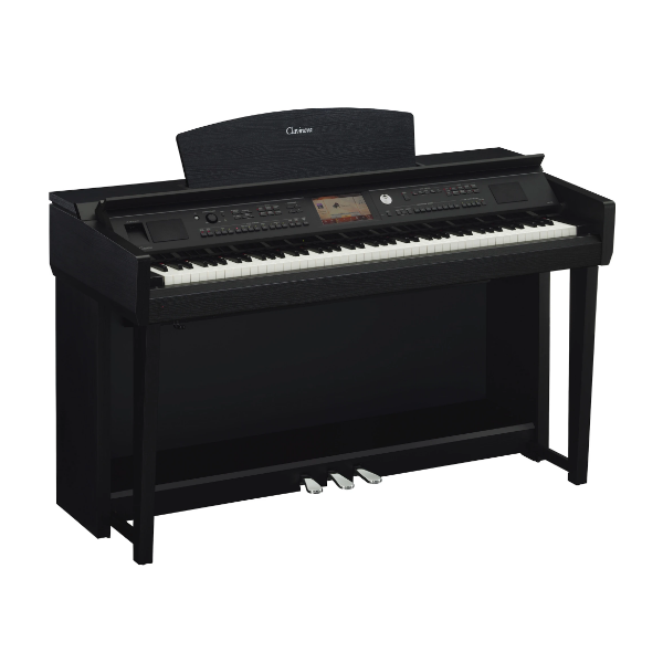 Yamaha CVP-705B , 88 key, usb, hammer action, digital piano ensemble, sequencer, accompaniment, studio, school, church, home, band, yamaha near me, yamaha cape town