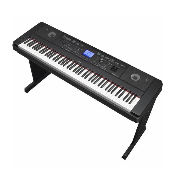 Yamaha DGX-660b, 88 key, digital piano, usb, accompaniment, school, home, church, yamaha near me, yamaha cape town