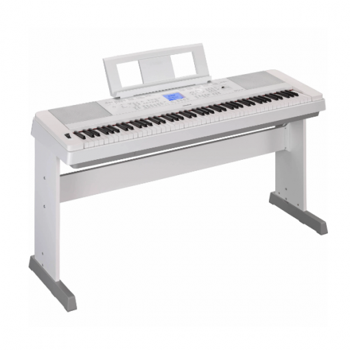 Yamaha DGX-660W, 88 key, digital piano, usb, accompaniment, school, home, church, yamaha near me, yamaha cape town