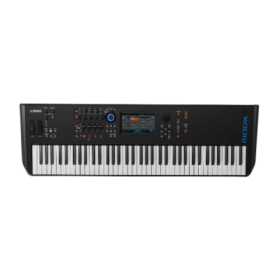 Yamaha MODX7, synth, workstation, 76 key, stage, studio, band, church, Yamaha near me, Yamaha Cape Town
