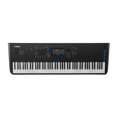 Yamaha MODX8 , synth, workstation, 88 key, weighted, stage, studio, band, church, production, Yamaha near me, Yamaha Cape Town