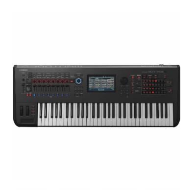 Yamaha Montage 6, pro synth, 61 key, Yamaha, stage, studio, church, band, Yamaha near me, Yamaha Cape Town