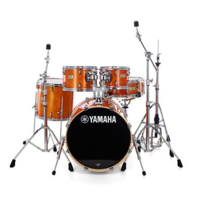 Yamaha, stage custom birch, 5-piece, drumkit, Honey amber, Yamaha near me, Yamaha Cape Town