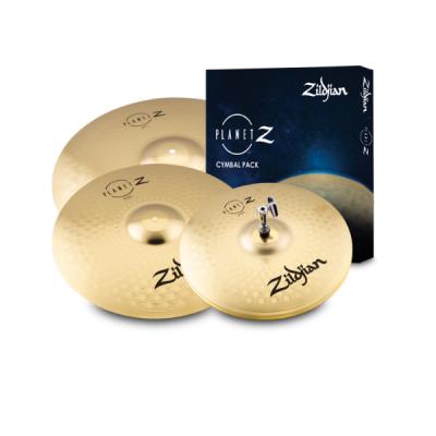 Zildjian, Planet Z, Cymbal Pack, Cymbals