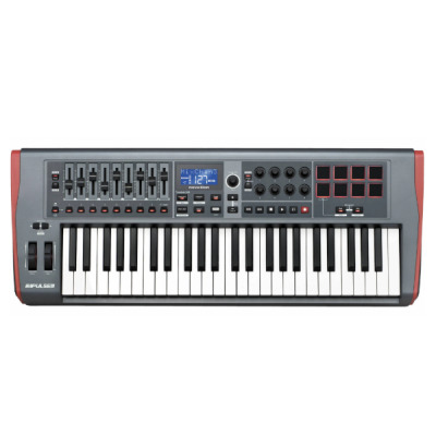 Novation, Impulse 49. 49-Key, Midi Controller, Studio, Controller, Novation Near Me, Novation Cape Town, Novation South Africa