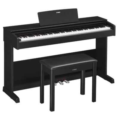 Yamaha, Arius, YDP-103, Black, Digital Piano, Weighted Keys, 88 Keys, Cabinet Piano, Yamaha Cape Town, Yamaha Near Me, Yamaha South Africa