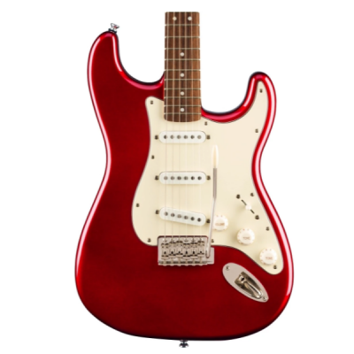 Fender, Squier, Classic Vibe 60's, Stratocaster, Candy Apple Red , Indian Laurel Fretboard, Fender Cape Town, Fender near me, Fender South Africa